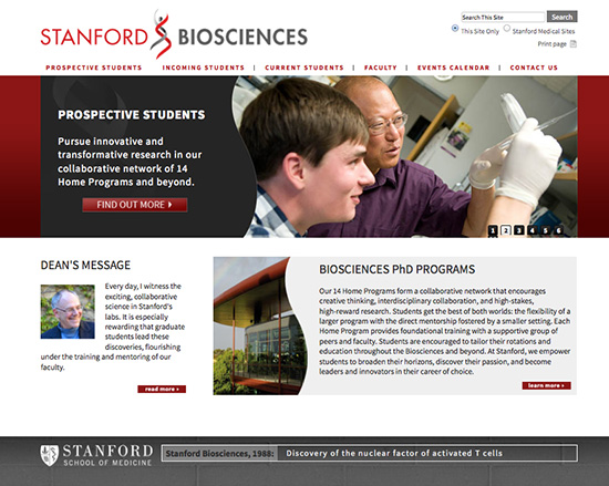 Stanford Biosciences