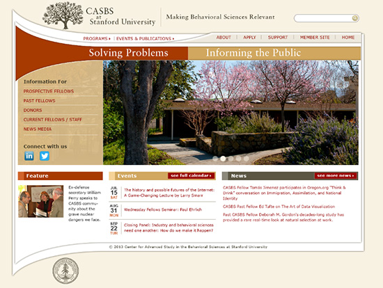 Center for Advanced Study in the Behavioral Sciences (CASBS)